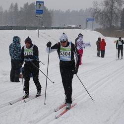 41. Tartu Maraton - Anders Sjödahl (4787), Toomas Hendrikson (5304)