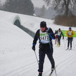 41. Tartu Maraton - Martin Lillo (4001), Aare Krämann (5095), Ville Pähklamäe (5472)