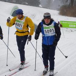 41. Tartu Maraton - Martin Lillo (4001), Aare Krämann (5095), Hugo Linholm (8124)