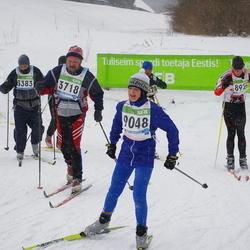 41. Tartu Maraton - Jaan Masso (3383), Ago Kirsipuu (3718), Eha Rei (8403), Peeter-Erik Rummo (9048)