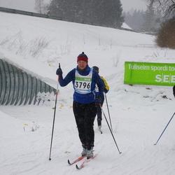 41. Tartu Maraton - Vita Antone (3796), Ando Meerbach (4807)