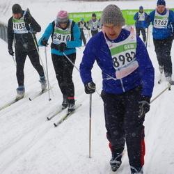 41. Tartu Maraton - Kaire Vühner (5410), Toomas Randoja (8262), Aare Ärmpalu (8982)