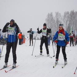 41. Tartu Maraton - Agnes Järvelaid (3622), Teele Vaarak (8284), Anu Ruuven (8368), Marko Saar (9825)