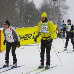 41. Tartu Maraton - Arto Mäkinen (5403), Ülo Võsonurm (8464)