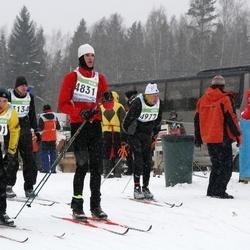 41. Tartu Maraton - Andre Mägi (1601), Marko Tooming (3134), Oliver Parv (4831), Urmas Ruus (4972)