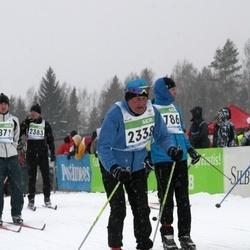 41. Tartu Maraton - Aatto Tielinen (2338), Margus Kütt (2383)