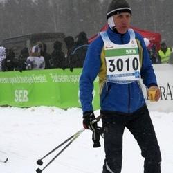 41. Tartu Maraton - Ago Käis (3010)