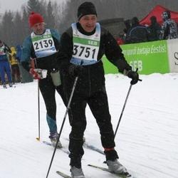 41. Tartu Maraton - Jouni Moisander (2139), Ado Pihl (3751)