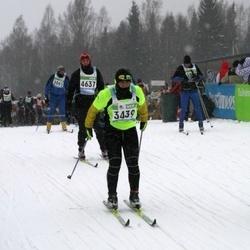 41. Tartu Maraton - Artur Apalko (3439), Hermas Lilleorg (4637)