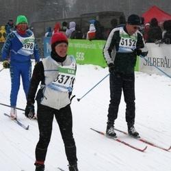41. Tartu Maraton - Tarmo Kruuspan (3152), Annika Aas (3371)