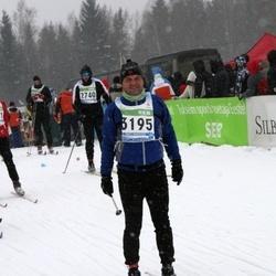 41. Tartu Maraton - Erkki Laur (2740), Aare Paulov (3195)