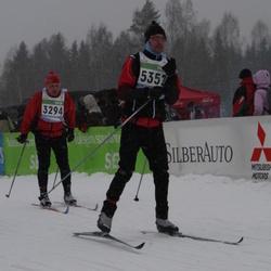 41. Tartu Maraton - Ago Estermaa (3294), Andry Pärnpuu (5352)