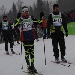 41. Tartu Maraton - Aare Halliko (4641), Kari Onnela (5544), Jüri Uha (9160)