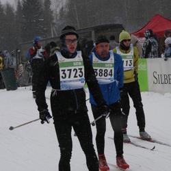 41. Tartu Maraton - Robert Born (3723), Bruno Born (3884)