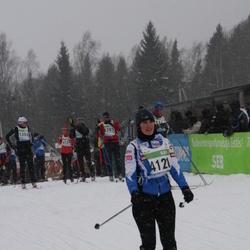 41. Tartu Maraton - Annely Ajaots (4121)