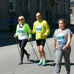 Narva Energiajooks - Petro Babjak (5725), Jelena Babjak (5726), Elisabeth-Maria Roosimägi (5918)