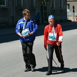 Narva Energiajooks - Margarita Sherle (5401), Valeri Doroskevits (5477)