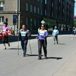 Narva Energiajooks - Veera Arlan (5109), Aleksei Platonov (5110)