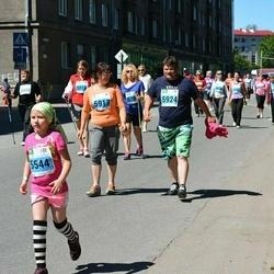 Narva Energiajooks - Francesca Johannes (5544), Annely Roosimägi (5917), Heiki Roots (5924)