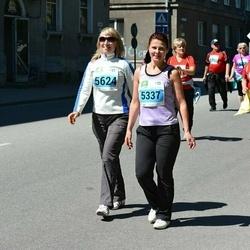 Narva Energiajooks - Irina Kiritšenko (5337), Svetlana Kriisk (5624)
