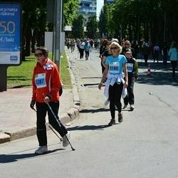 Narva Energiajooks - Riina Hämarsalu (5180), Juta Davõdova (5387)