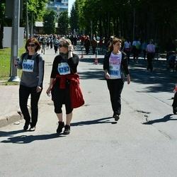 Narva Energiajooks - Tatjana Petrunina (5511), Olga Sakharuk (5516), Zanna Solomanjuk (5793), Irina Kolossova (5806)