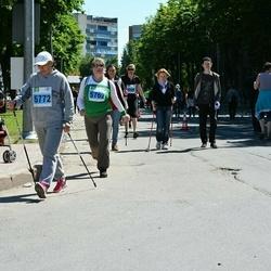 Narva Energiajooks - Irina Žurina (5762), Inna Gusseva (5772)