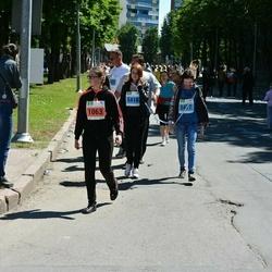 Narva Energiajooks - Nastja Ševtsova (1063), Elizaveta Lopina (5417), Aleksandra Domnina (5418)