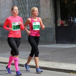 Narva Energiajooks - Kadri Kalamees (373), Irina Lihhatsova (718)