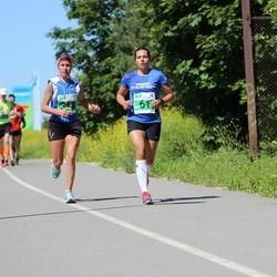 Narva Energiajooks - Moonika Pilli (61), Meelika Laasma (318)