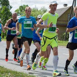 Narva Energiajooks - Matt Rammo (30), Allan Peeter Jaaska (33), Uku Kruusamägi (79)