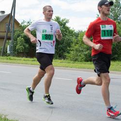 Narva Energiajooks - Peep Leino (80), Mart Palm (110)