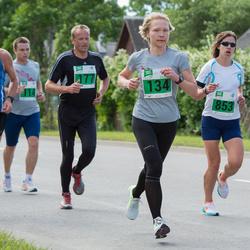 Narva Energiajooks - Annika Vaher (134), Inga Zalite (853)