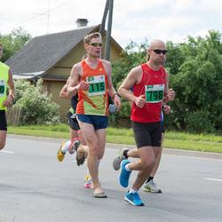 Narva Energiajooks - Gunnar Kingo (115), Erkki Ehasalu (150), Jimmy Robert (798)