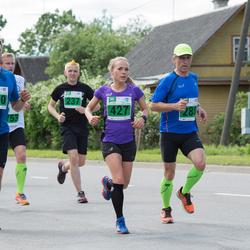 Narva Energiajooks - Martin-Erik Blumfeldt (190), Karre Lauring (280), Kaia Lepik (427)