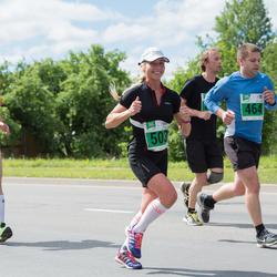 Narva Energiajooks - Andrei Zaitsev (464), Andra Puusepp (503)