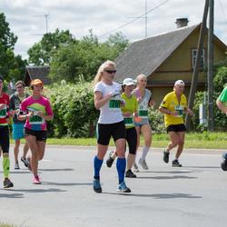 Narva Energiajooks - Anni Niidumaa (761), Ando Astor (856)