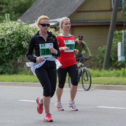 Narva Energiajooks - Helen Pukk (387), Piret Altosaar (431)