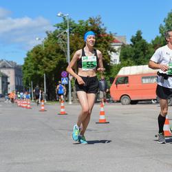 Narva Energiajooks - Darina Maksimova (55), Dmitry Kokorko (368)