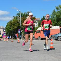 Narva Energiajooks - Kersti Härm (747), Kuno Kipper (755)