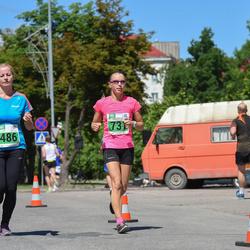 Narva Energiajooks - Kristi Siibak (486), Margit Ahu (731)