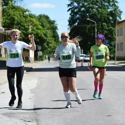 Narva Energiajooks - Reelika Rohuste (446), Galina Gladõševa (685), Mai Laurimaa (734)
