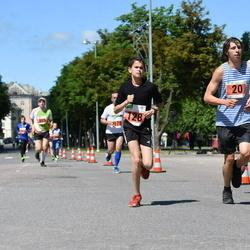Narva Energiajooks - Jegor Barannikov (20), Hardy Kaska (128)