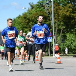Narva Energiajooks - Jevgeni Širai (31), Arsenii Kolessnikov (251)