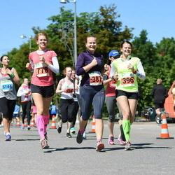 Narva Energiajooks - Siiri Vene (387), Birgit Rohtjärv (396), Berit Rohtjärv (778)
