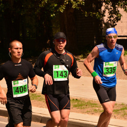 Narva Energiajooks - Hannes Liivak (143), Andrey Roop (335), Artur Raudna (406)