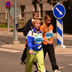 Narva Energiajooks - Jelena Šapotšnikova (5023), Polina Sapotsnikova (5576)