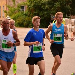Narva Energiajooks - Henek Tomson (35), Enno Torim (72), Uku Kruusamägi (79)