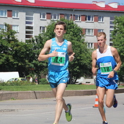 Narva Energiajooks - Mark Mendel (14), Bert Tippi (18)
