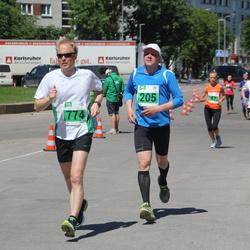 Narva Energiajooks - Erni Kask (205), Raine Pajo (774)